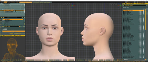 FullSpectrum Avatar Kits - Male & Female