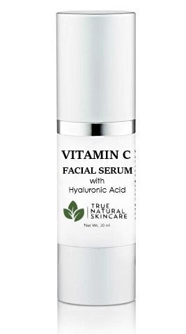BEST Anti-Aging Vit C Facial Serum with Hyaluronic Acid - 120 ml