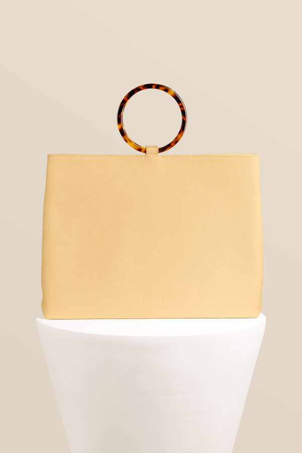 Mademoiselle Beatrice Bag - Banana
