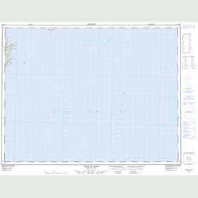 Canadian Topo Map - Cape Cove - Map 002E14