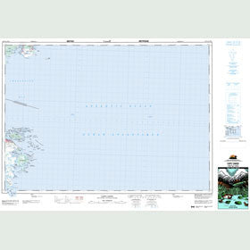 Canadian Topo Map - Cape Canso - Map 011F07