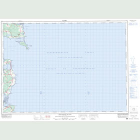 Canadian Topo Map - Boughton Island - Map 011L01