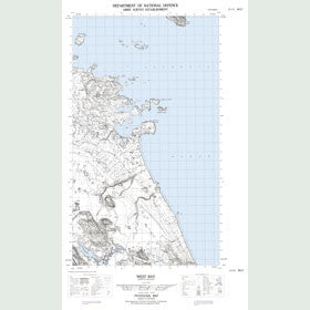 Canadian Topo Map - West Bay - Map 013I03W