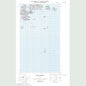 Canadian Topo Map - Indian Harbour - Map 013I06E
