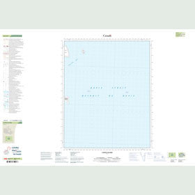 Canadian Topo Map - Castle Island - Map 016K06