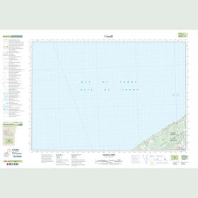 Canadian Topo Map - Granville Ferry - Map 021A13