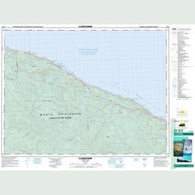 Canadian Topo Map - Cloridorme - Map 022H02