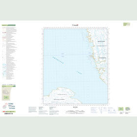 Canadian Topo Map - Map 026D15