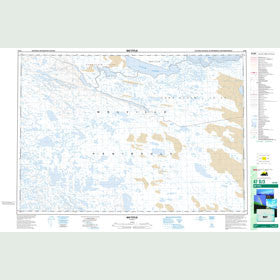 Canadian Topo Map - Map 047D03