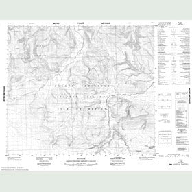 Canadian Topo Map - Map 048D06
