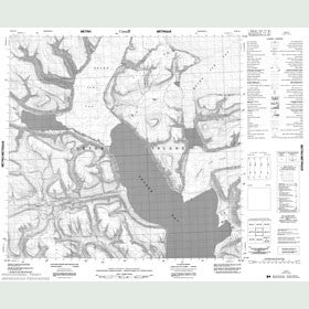 Canadian Topo Map - Map 048E13
