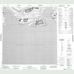 Canadian Topo Map - Skerries - Map 049A05