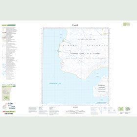 Canadian Topo Map - Map 049C05