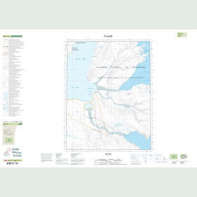 Canadian Topo Map - Map 049E15