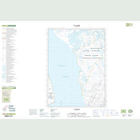 Canadian Topo Map - May Point - Map 049G08