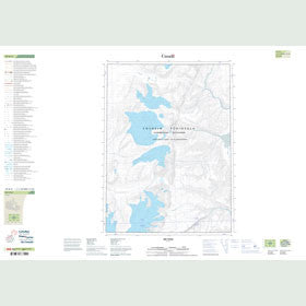 Canadian Topo Map - Map 049H06