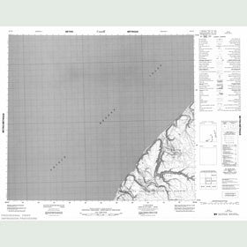 Canadian Topo Map - Page River - Map 058D09