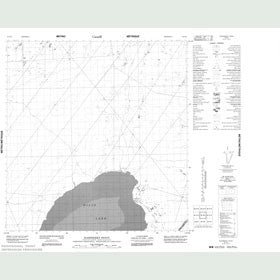 Canadian Topo Map - Raspberry Point - Map 085E09