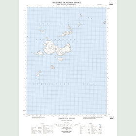 Canadian Topo Map - Nanukton Island - Map 087A01W