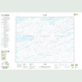 Canadian Topo Map - Qiqittiivik - Map 087H05