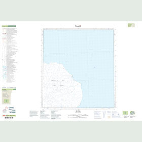 Canadian Topo Map - Map 089A15