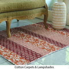 Cotton Carpets and Lampshades