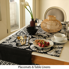 Placemats and Tablelinens