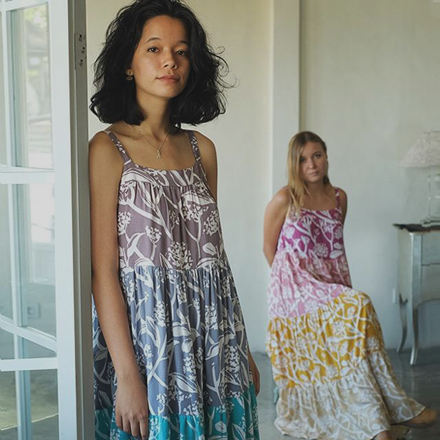 Balizen's Resort & Loungewear: Fair Trade Slow Fashion at its finest. An eco friendly line of comfortable, flattering pieces with ease, grace, freedom, quality & style, values that Balizen holds dear, in fashion and in life.