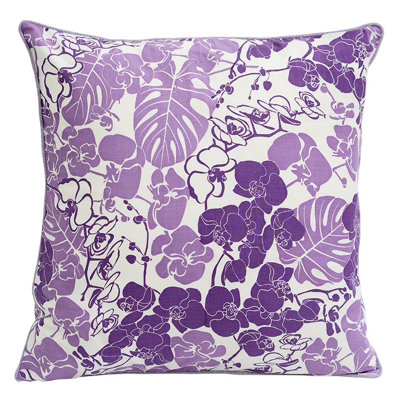 Cushion Cover | Orchid Violet Medium (set of 2)