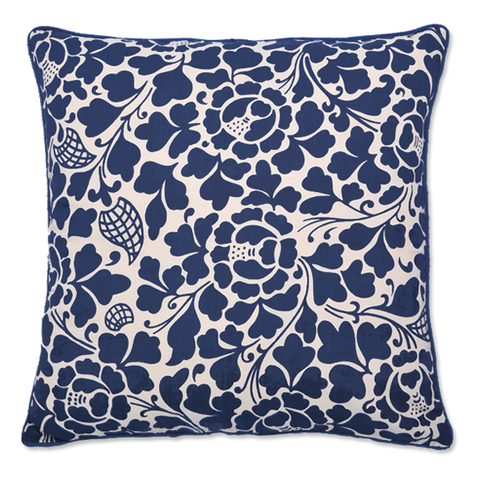Cushion Cover - Indigo Prada Medium
