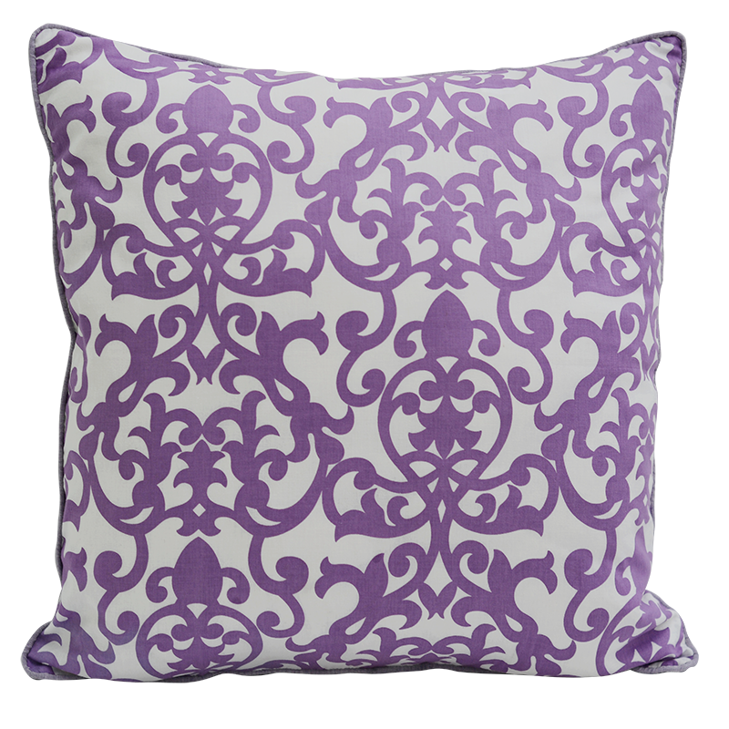 Cushion Cover | Florence Violet (medium-large)
