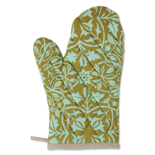 Kitchen Oven Mitt - Classical Cool