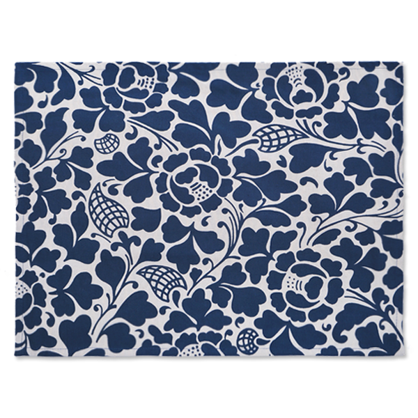 Cotton Placemat | Prada Indigo (set of 4)