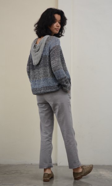 Beachcomber Pants | Grey (3 sizes) - SALE
