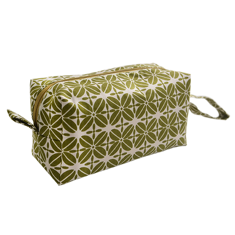 Bags & Cases - Cosmetic Case Coffee Bean Avocado Medium