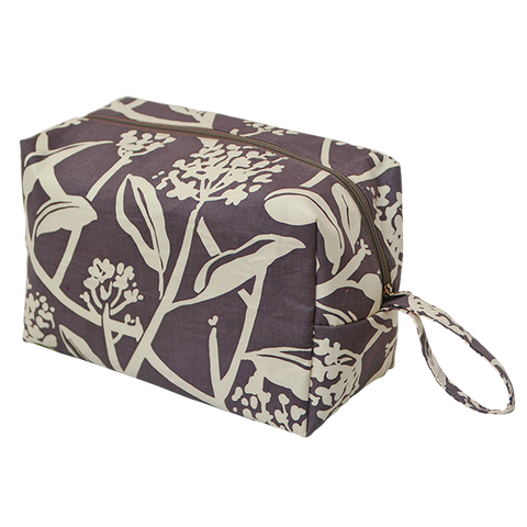 Bags & Cases - Cosmetic Case Purple Haze Frangipani Large