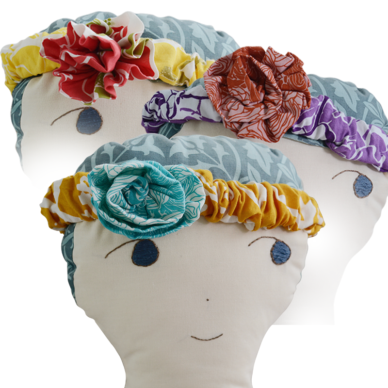 Scrappy Headband | Assorted set/3