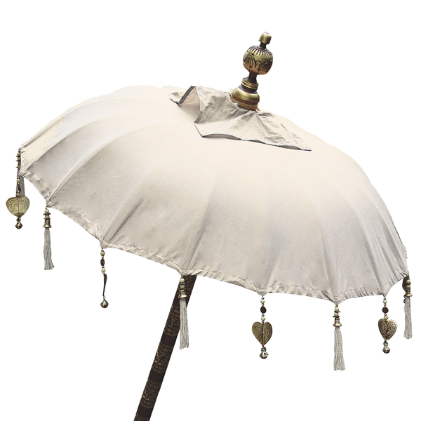 Balinese Umbrella | Classic Natural