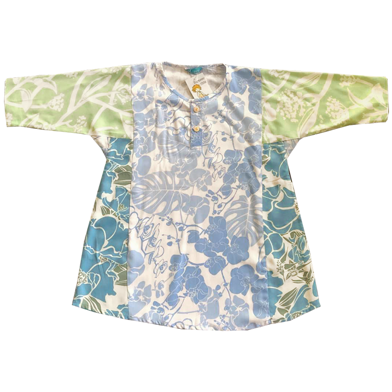 Scrappy Patchwork Tunic | (3 sizes)