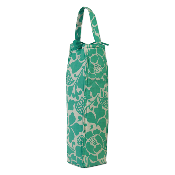 Wine Bag | Prada Turquoise (set of 2)