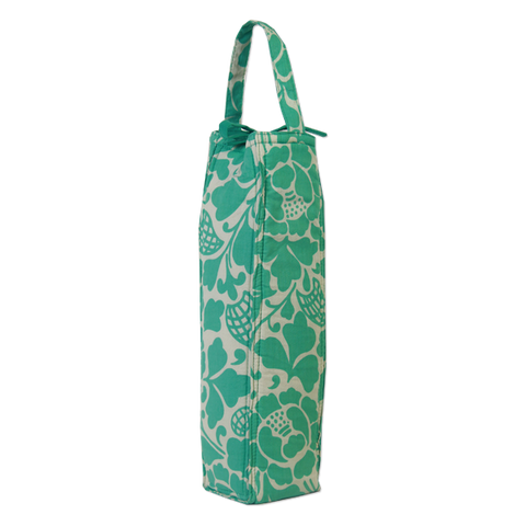 Bags & Cases - Wine Bag Turquoise Prada Padded