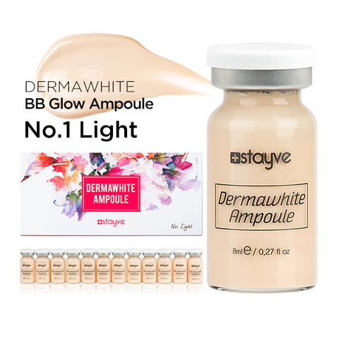 BB Glow Stayve Mesowhite BB Glow Treatment Dermawhite