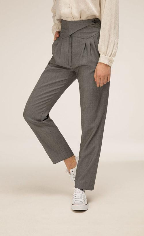 Gone Away Basque Pants - TownHouse Work/Shop