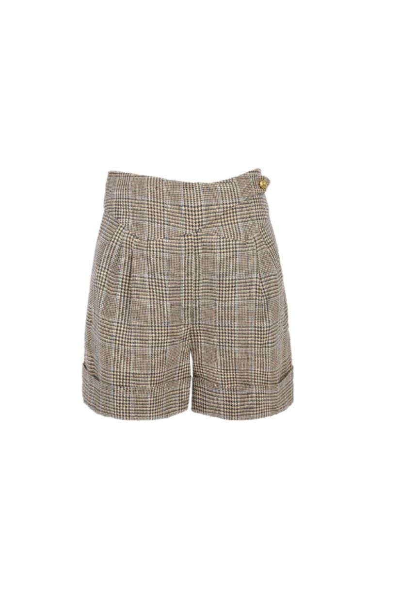 Merit Basque Shorts Short BLAZÉ MILANO