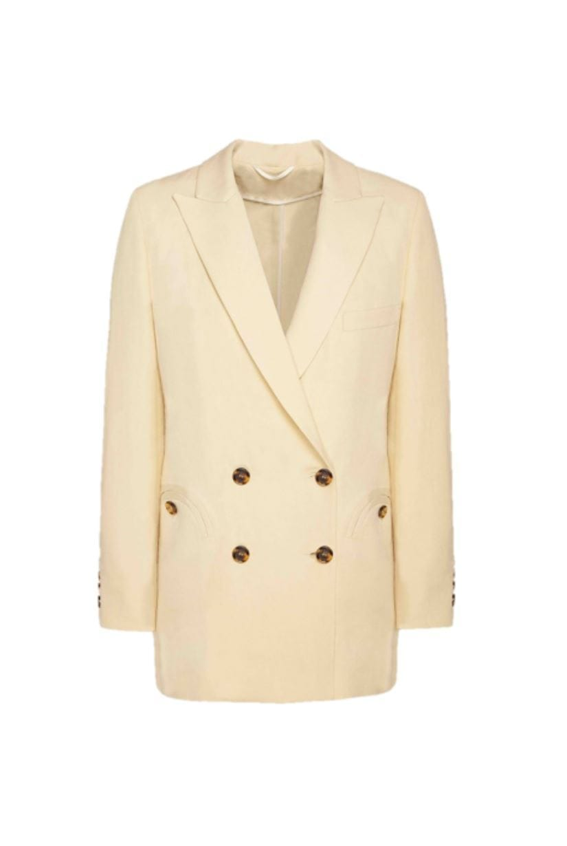 Savannah Everyday Blazer Double Breast Veste BLAZÉ MILANO