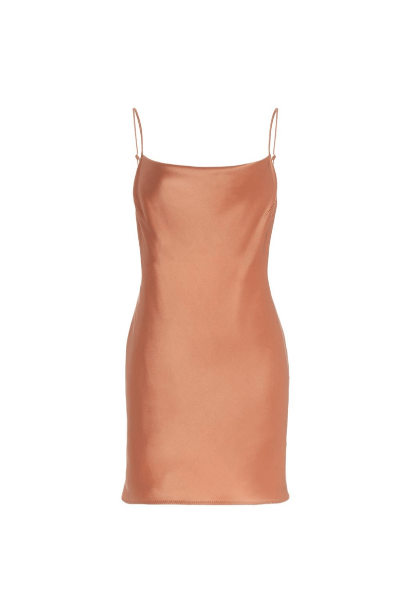 Nanushka Lotti Satin Mini Slip Dress I TownHouse Work/Shop