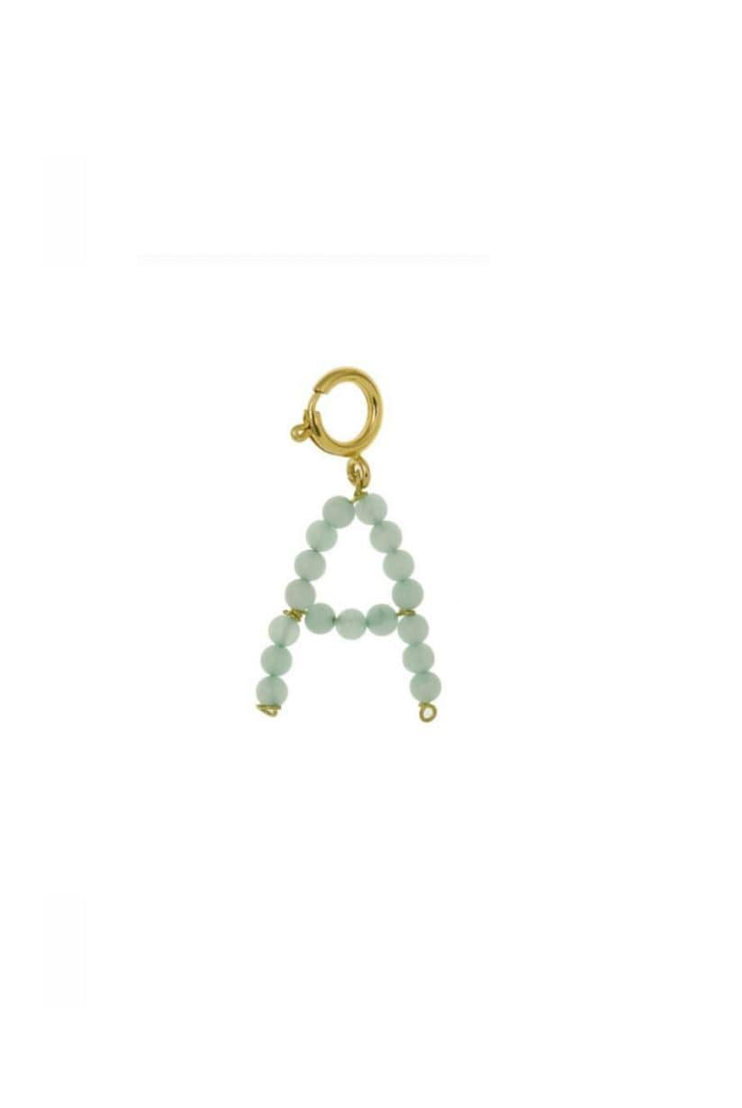 Alphabet Lettres En Perles Charms TIMELESS PEARLY