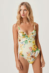 For Love & Lemons Spring Garden One Piece I TownHouse Work/Shop