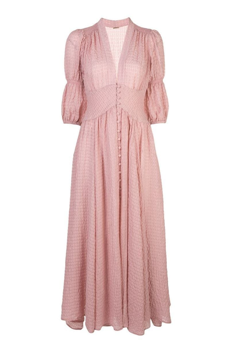 Cult Gaia Willow Pink Dress I TownHouse Work/Shop