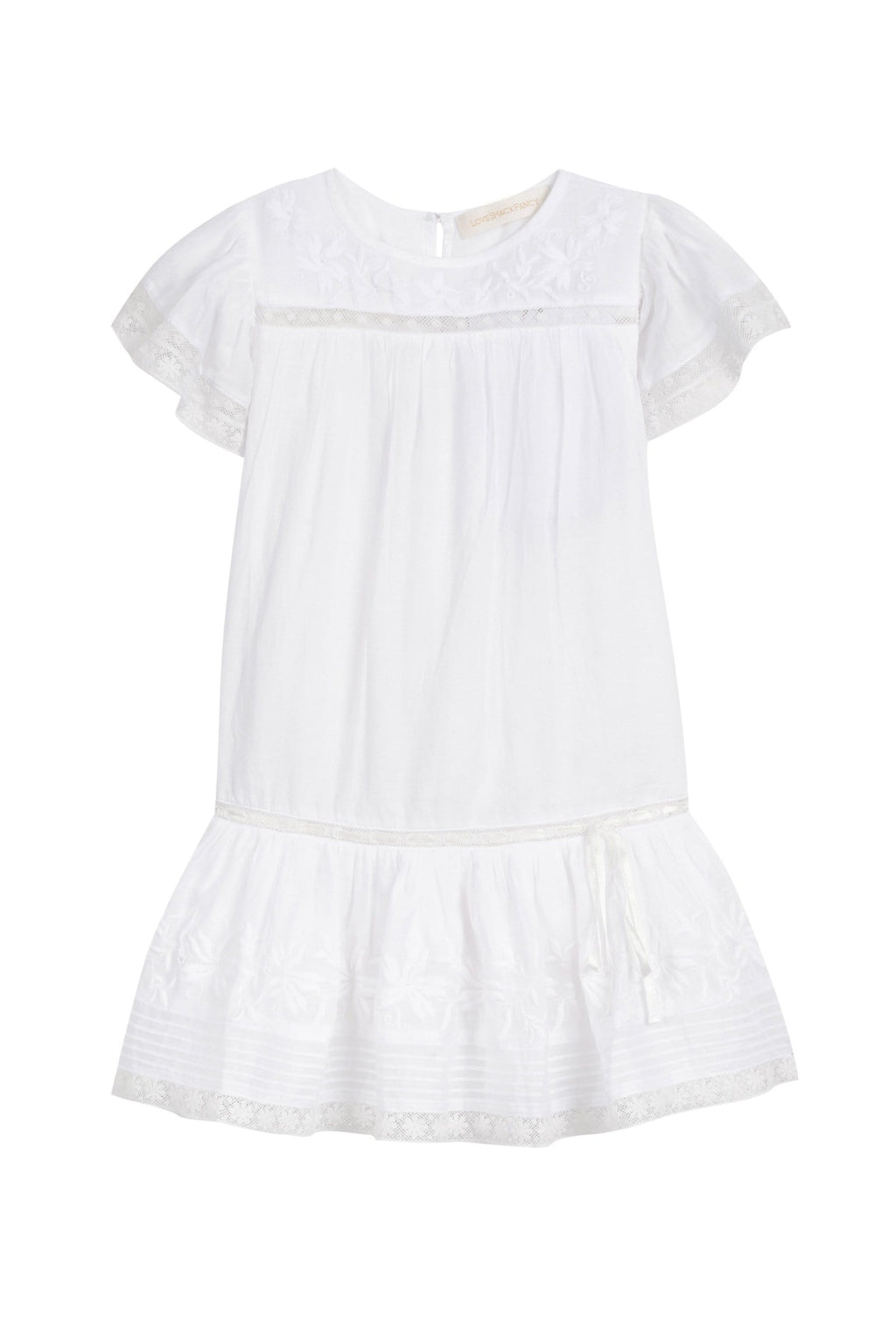 Robe Little Girl Robe LOVESHACKFANCY LITTLE GIRLS